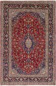 250cm x 365cm Kashan Persian Rug thumbnail