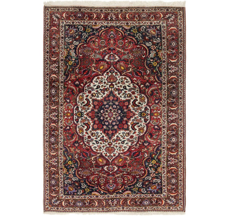 7' 2 x 10' 5 Bakhtiar Persian Rug