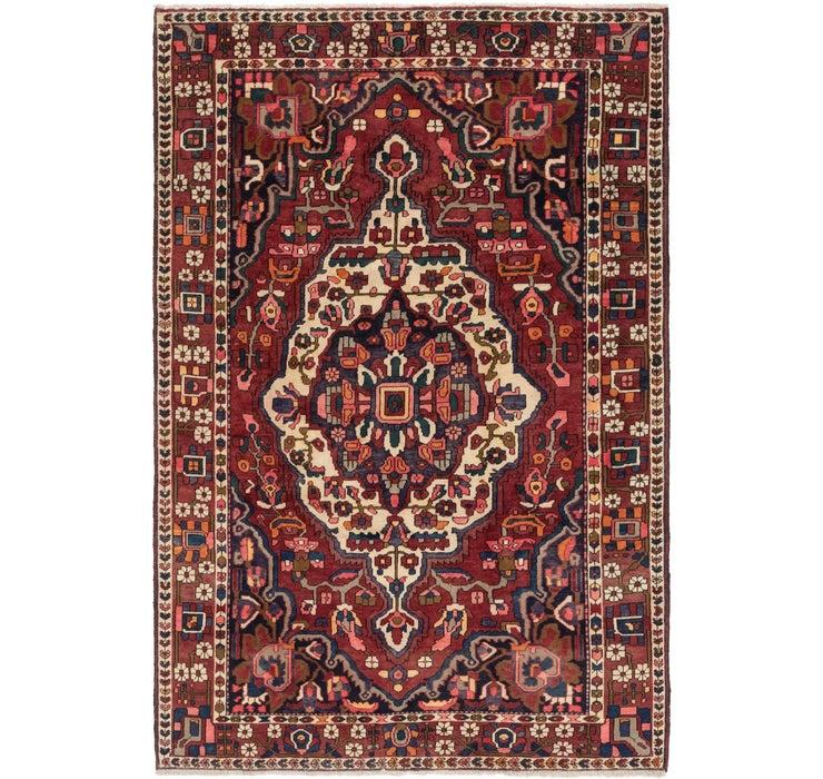 205cm x 312cm Bakhtiar Persian Rug