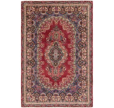 6' 9 x 10' 3 Mood Persian Rug