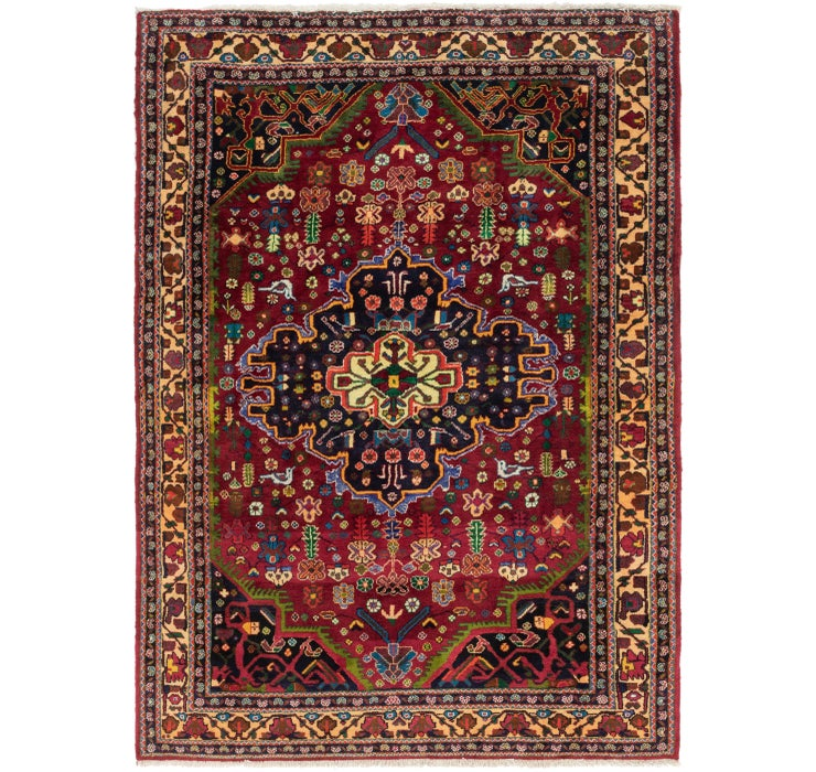 6' 8 x 9' 9 Bakhtiar Persian Rug
