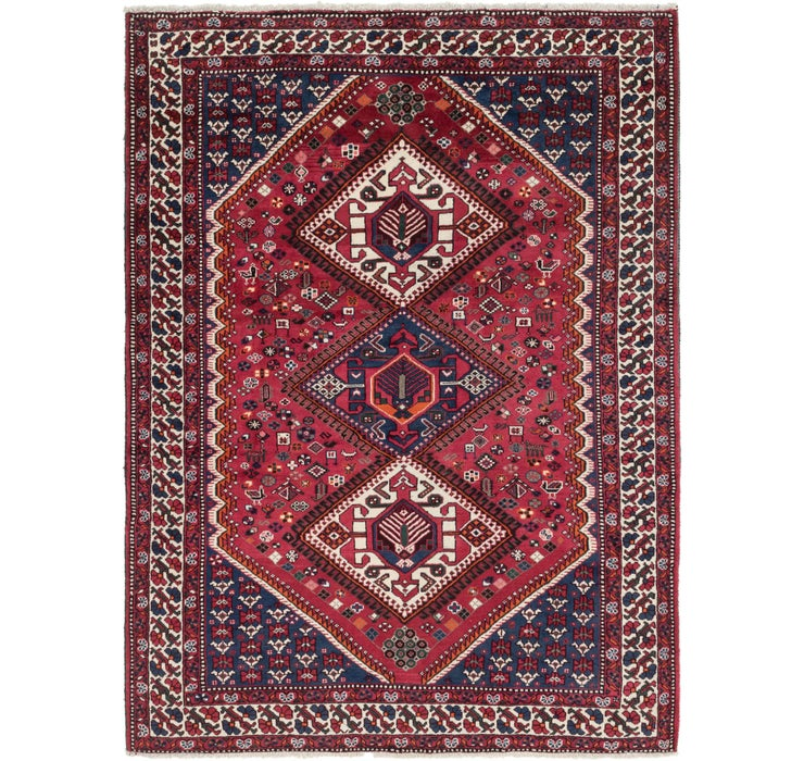 213cm x 300cm Bakhtiar Persian Rug