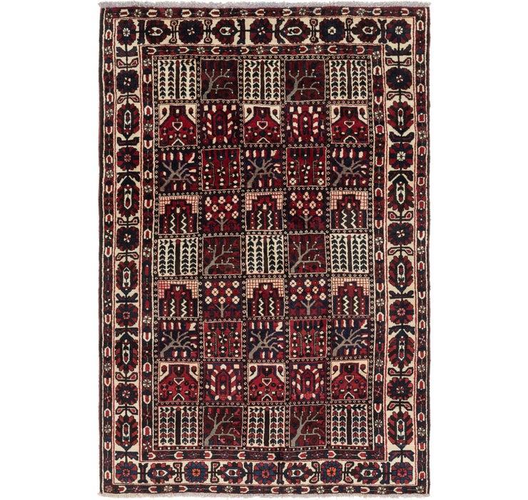 205cm x 310cm Bakhtiar Persian Rug