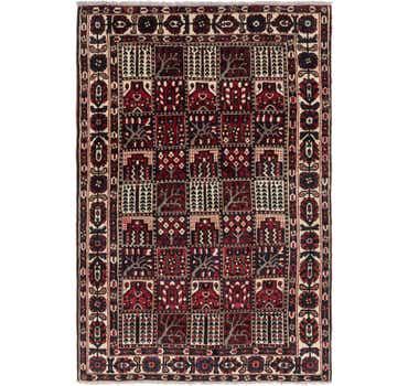 6' 9 x 10' 2 Bakhtiar Persian Rug