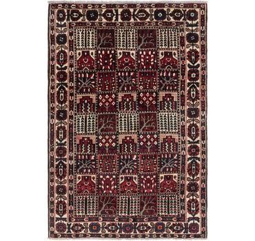 6' 9 x 10' 2 Bakhtiar Persian Rug main image