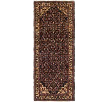 Image of 3' 7 x 9' 6 Shahsavand Persian Runn...