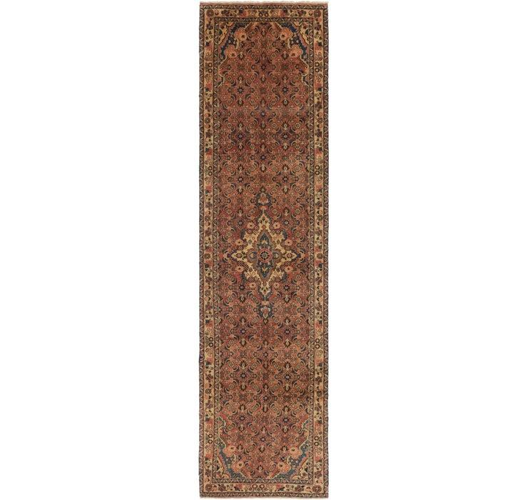 102cm x 420cm Shahsavand Persian Runn...