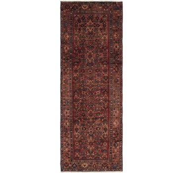 3' 4 x 9' 9 Malayer Persian Runner Rug main image