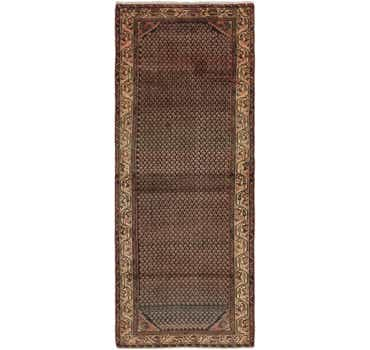 Image of 4' x 10' Shahsavand Persian Runn...