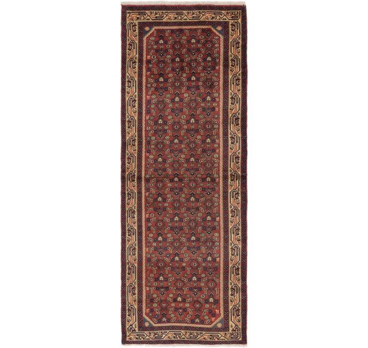 97cm x 280cm Shahsavand Persian Runn...