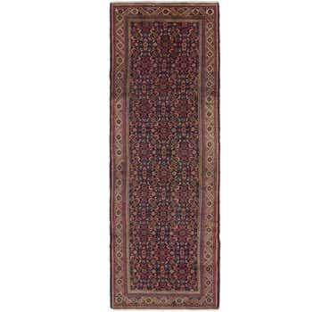 Image of 3' 6 x 10' 5 Shahsavand Persian Runn...