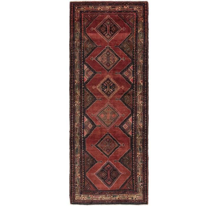 122cm x 328cm Chenar Persian Runner Rug
