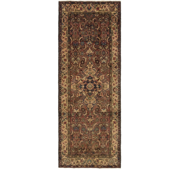 122cm x 348cm Borchelu Persian Runner...