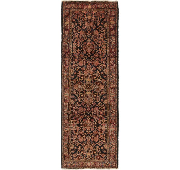 107cm x 323cm Borchelu Persian Runner...