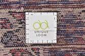110cm x 305cm Hossainabad Persian Runner Rug thumbnail