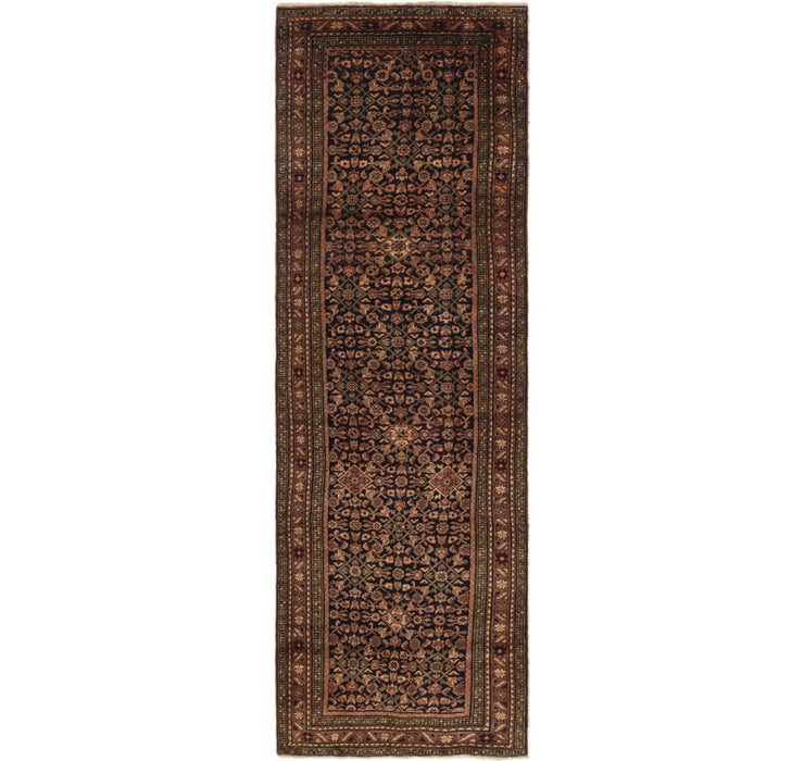 115cm x 355cm Malayer Persian Runner ...