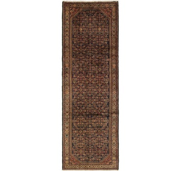 3' 7 x 10' 8 Malayer Persian Runner Rug main image