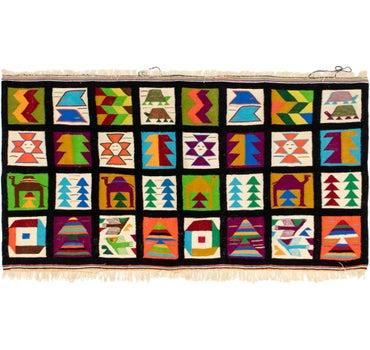 3' x 5' 8 Kilim Fars Rug main image