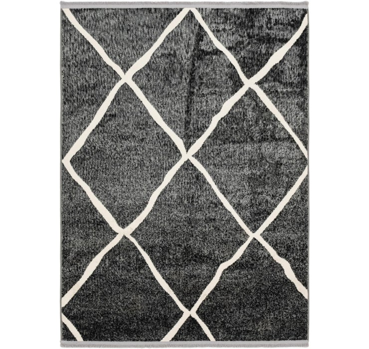 157cm x 220cm Lattice Rug
