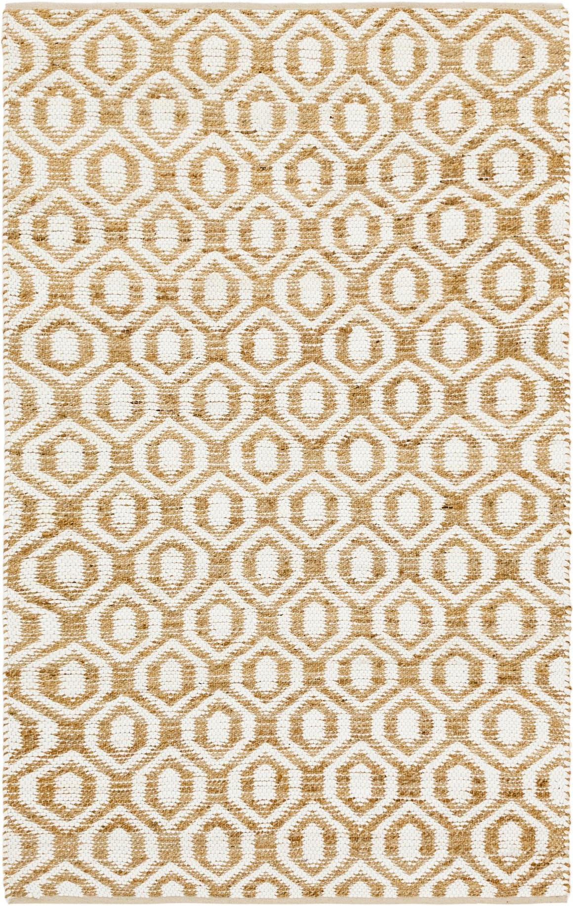 5' 1 x 8' 1 Chindi Cotton Rug main image