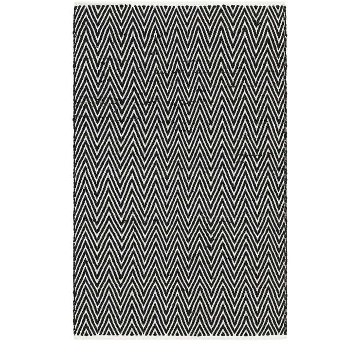 122cm x 188cm Chindi Cotton Rug