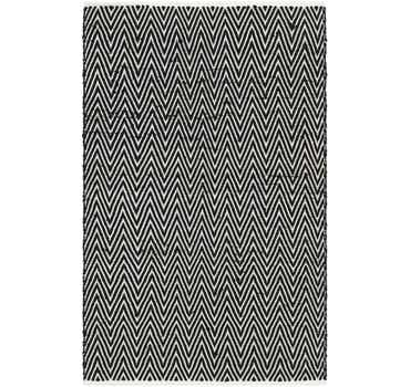 Image of 4' x 6' 2 Chindi Cotton Rug