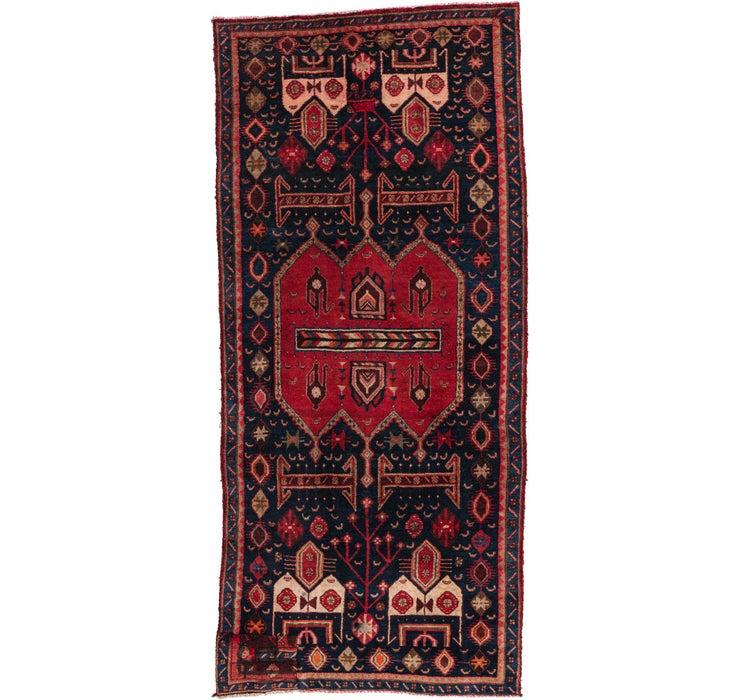 117cm x 257cm Sirjan Persian Runner Rug