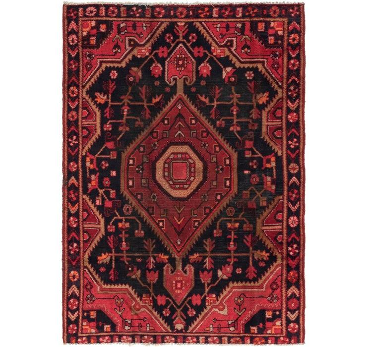 4' 7 x 6' 7 Tuiserkan Persian Rug