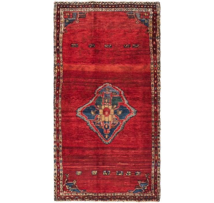 107cm x 205cm Bakhtiar Persian Rug