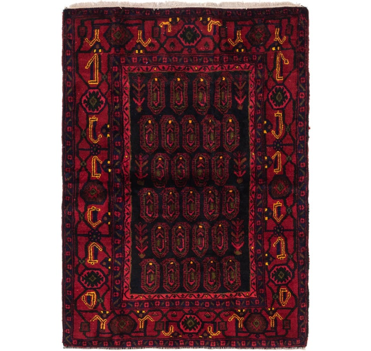 140cm x 200cm Malayer Persian Rug
