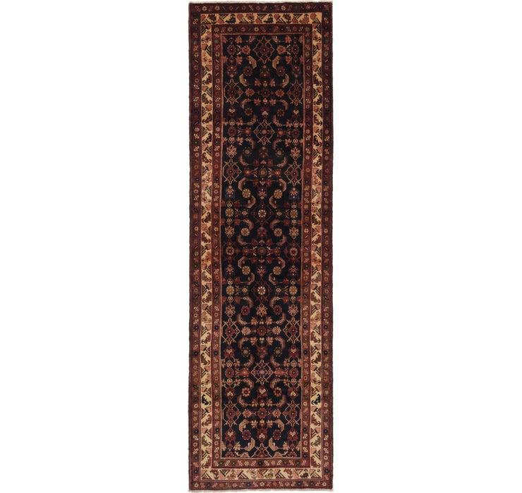 112cm x 378cm Shahsavand Persian Runn...