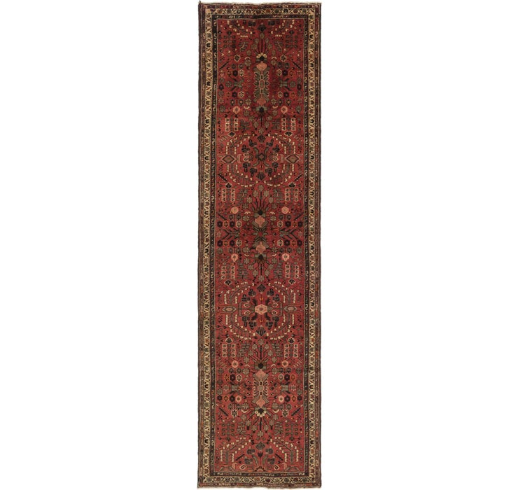 105cm x 405cm Mehraban Persian Runner...