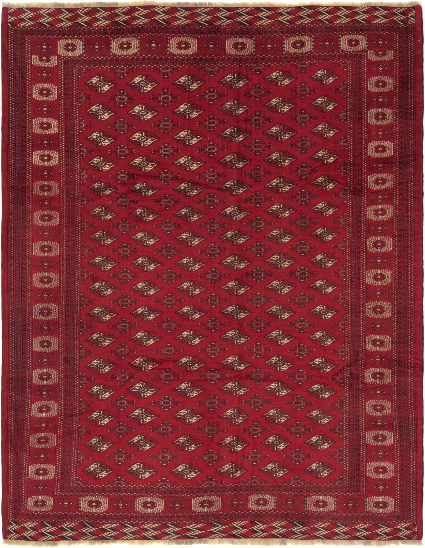 9' 10 x 12' 7 Torkaman Persian Rug main image