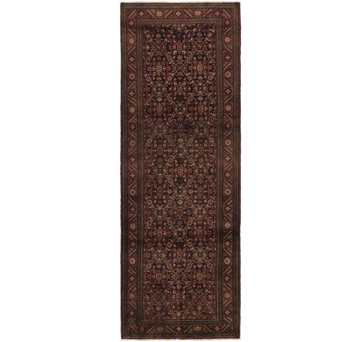 117cm x 343cm Shahsavand Persian Runn...