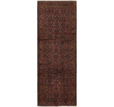 Image of 3' 10 x 11' Shahsavand Persian Runn...