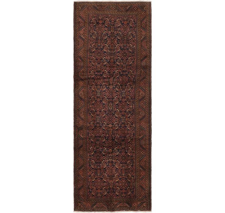 Image of 117cm x 335cm Shahsavand Persian Runn...