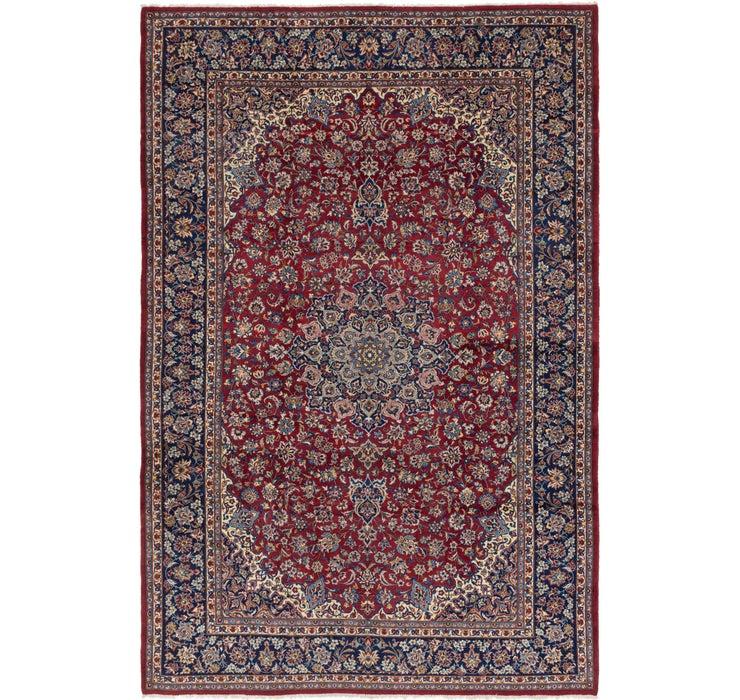 305cm x 457cm Isfahan Persian Rug