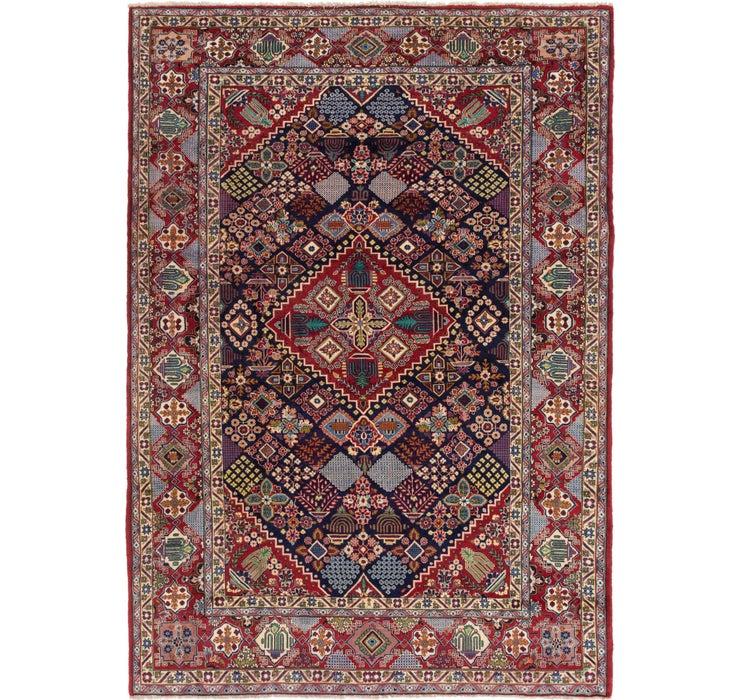 257cm x 358cm Maymeh Persian Rug