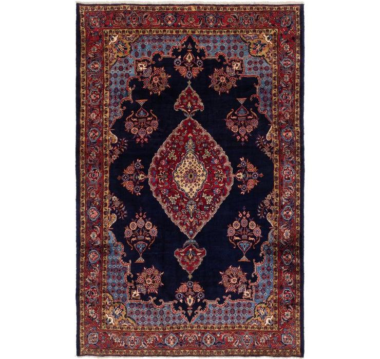 245cm x 375cm Mahal Persian Rug
