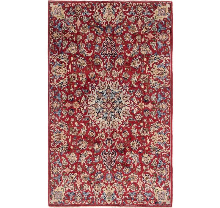 213cm x 358cm Isfahan Persian Rug