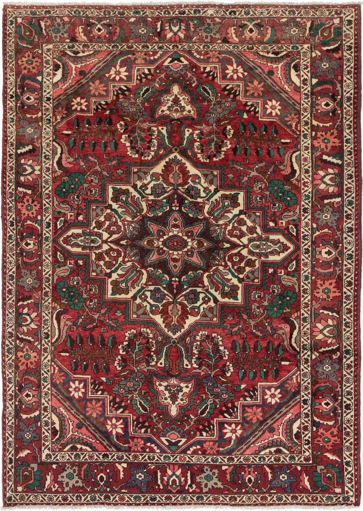 7' x 9' 10 Bakhtiar Persian Rug main image