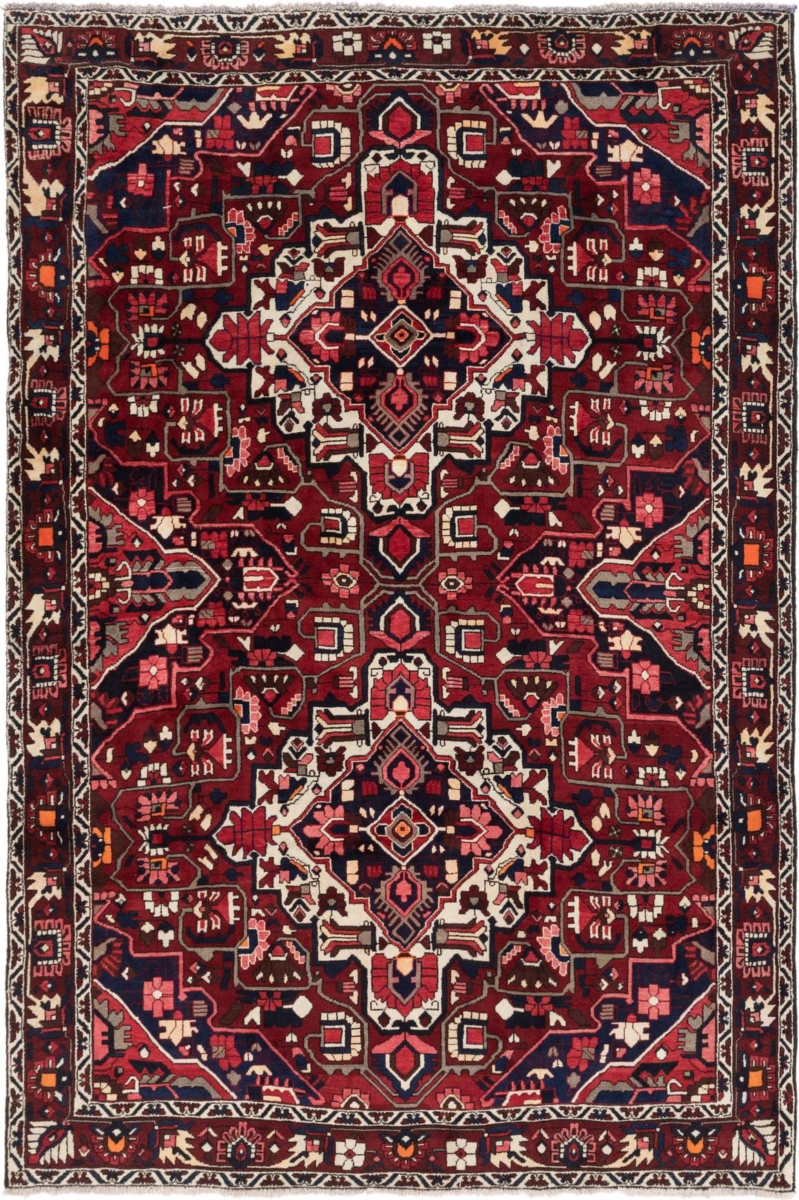 7' x 10' 2 Bakhtiar Persian Rug main image