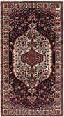 5' 5 x 9' 9 Bakhtiar Persian Rug thumbnail