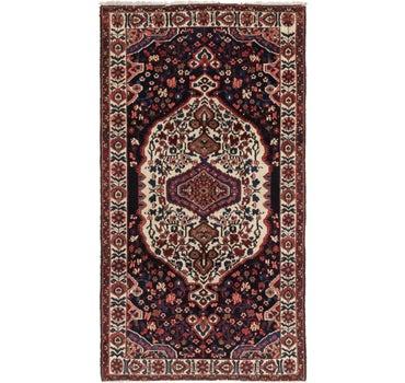 5' 5 x 9' 9 Bakhtiar Persian Rug main image