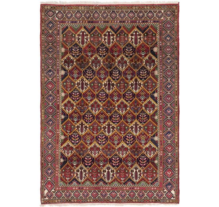 6' 9 x 9' 8 Bakhtiar Persian Rug