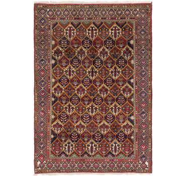 Image of 6' 9 x 9' 8 Bakhtiar Persian Rug