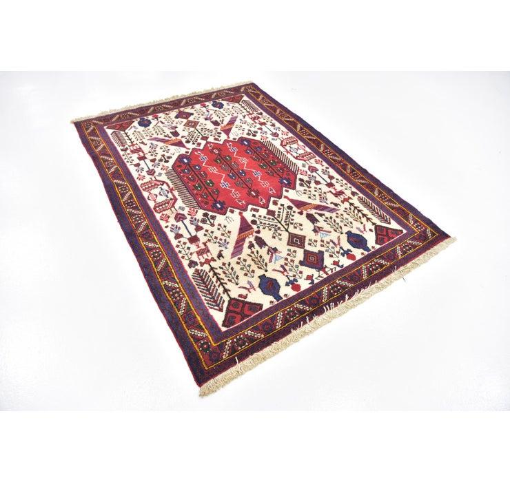 145cm x 203cm Sirjan Persian Rug