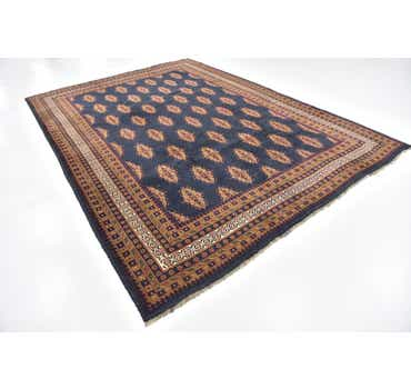 Image of 8' 6 x 12' Afghan Mouri Rug