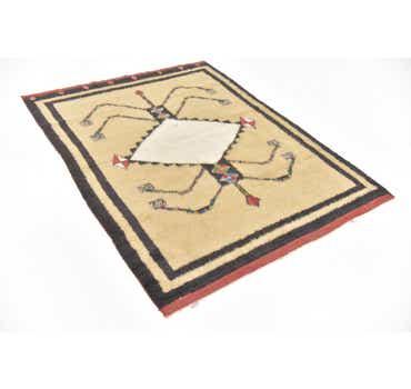 Image of  4' 3 x 5' 7 Moroccan Rug