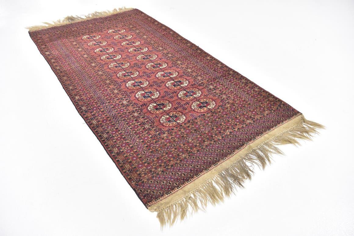 4' x 7' 8 Bokhara Oriental Rug main image